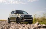 Suzuki Ignis hybrid 2020 UK first drive review - static