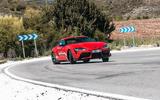 Toyota GR Supra 2019 first drive review - drift