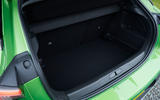20 Vauxhall Mokka e 2021 UK first drive review boot