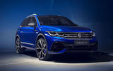 Volkswagen Tiguan R - static front