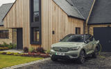 20 Volvo XC40 Recharge P8 2021 UK first drive review static