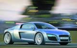 2003 Audi R8 Le Mans Quattro