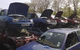Scrapheap cars