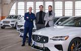 Volvo's designers