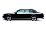 New Toyota Century limousine revealed as ultra-exclusive Rolls-Royce competitor