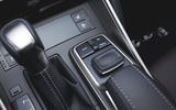 Lexus IS Infotainment Controls