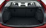 Mazda 6 Tourer boot space