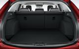 Mazda 6 Tourer boot space