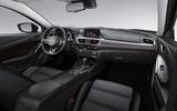 Mazda 6 Tourer dashboard