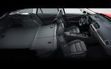 Mazda 6 Tourer seating flexibility