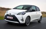 Toyota Yaris 1.5 VVT-i Excel 2017