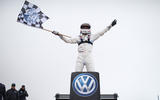 The electric Volkswagen ID R Pikes Peak has set a new outright hill record