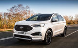 Facelifted Ford Edge shown ahead of Geneva motor show debut