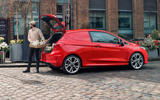 2018 Ford Fiesta van launched with ST-Line-inspired top model