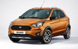 Ford Ka+ revealed with new Active model and diesel option