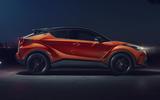 2019 Toyota C-HR Orange Edition - static side