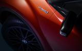 2019 Toyota C-HR Orange Edition - badge