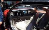 Volkswagen Roomzz concept motor show - cabin