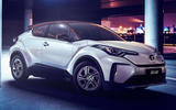 Toyota C-HR electric