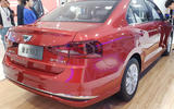 Jetta VA3 - rear