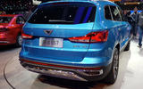 Jetta VS7 - rear