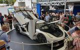 Koenigsegg Jesko appears at Goodwood Festival of Speed 2019