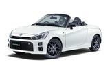 Toyota Copen GR Sport - front