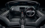 Toyota Copen GR Sport - interior