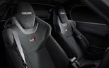 Toyota Copen GR Sport - seats