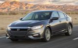 2018 Honda Insight hybrid production car revealed ahead of New York