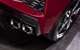 Corvette Stingray C8 official reveal - exhaust