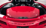 Corvette Stingray C8 official reveal - boot