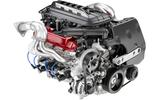 Corvette Stingray C8 official reveal - engine
