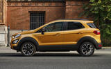 2020 Ford Ecosport Active