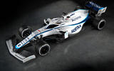 2020 Williams F1 livery official images - aerial