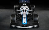 2020 Williams F1 livery official images - nose
