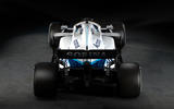 2020 Williams F1 livery official images - rear