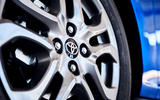 2020 US-spec Toyota Yaris - wheel