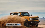 Ford Bronco two-door leak pic