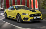 2021 Ford Mustang Mach167 o