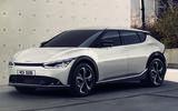 2021 Kia EV6 reveal 1