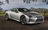 2020 Lexus LC coupe