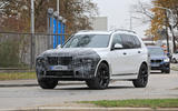 2022 BMW X7 front side