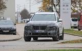 2022 BMW X7 grille