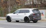 2022 BMW X7 rear side