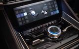 2020 Jeep Grand Wagoneer concept - controls