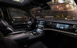 2020 Jeep Grand Wagoneer concept - interior