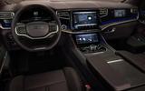 2020 Jeep Grand Wagoneer concept - dashboard