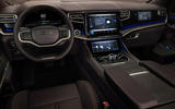 2020 Jeep Grand Wagoneer concept - dashboard