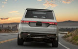 2020 Jeep Grand Wagoneer concept - rear